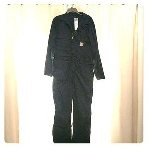 Men's Carhartt Flame Resistant Twill Coveralls